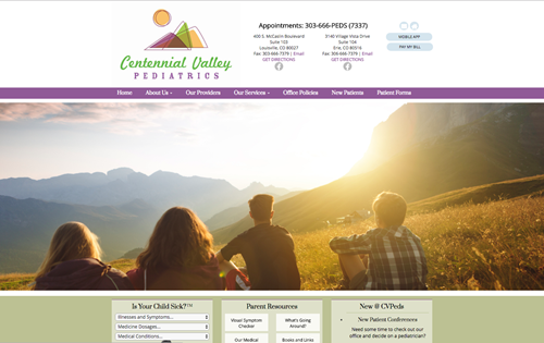 Centennial Valley Pediatrics